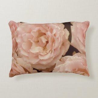 Precious Roses Cushion Accent Cushion