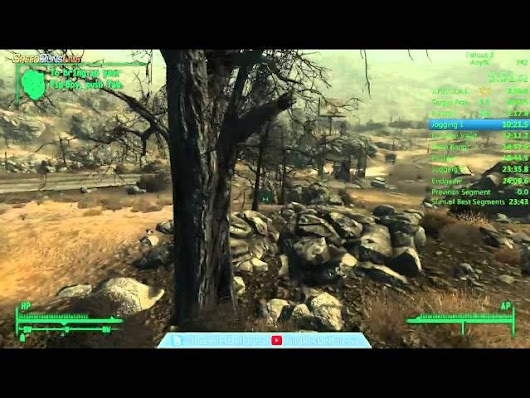Fallout 3 Beaten In Under 24 Minutes, A New World Record