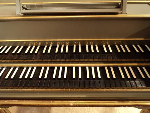 Harpsichord, Shreveport by trudeau
