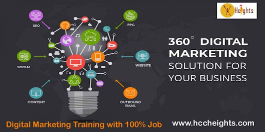 Join the Best Digital Marketing Training Course with 100% Placement