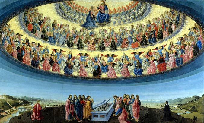 La Asunción De La Virgen María Dibujos De Fano En Color Diócesis