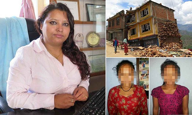 'I was forced to serve 30 men a day, seven days a week': The former sex slave fighting to