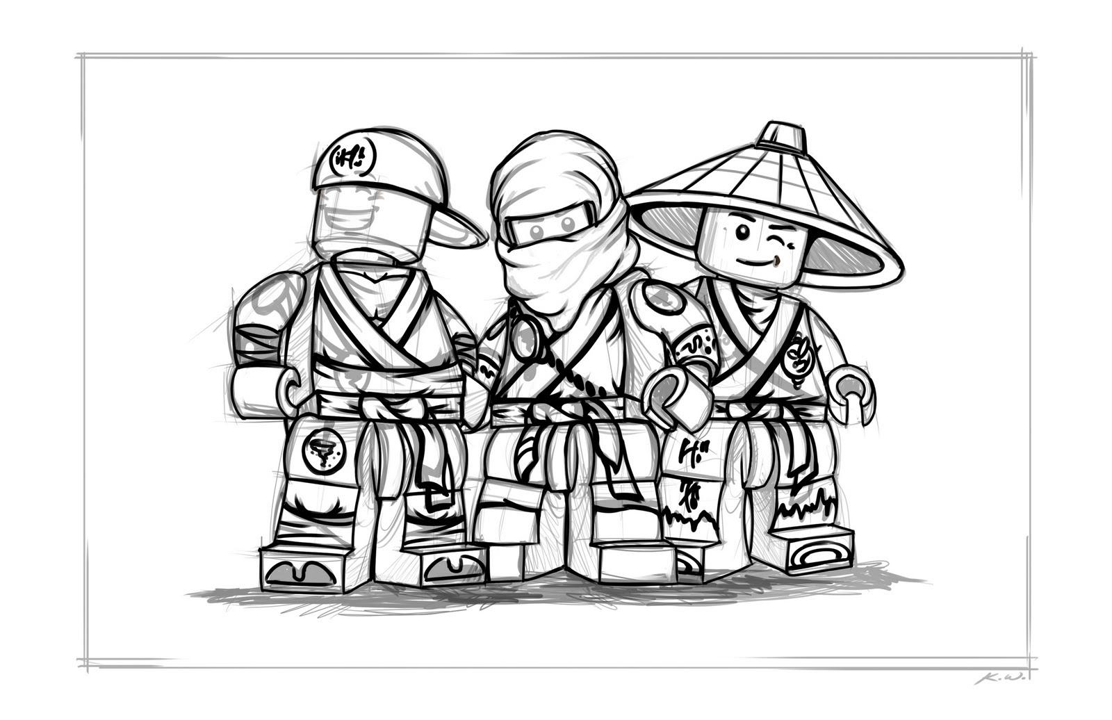 - Free Printable Lego Ninjago Coloring Pages Coloring Home