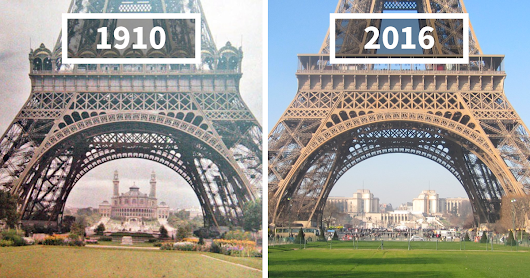 28+ Before & After Pics Showing How The World Has Changed Over Time By Re.Photos