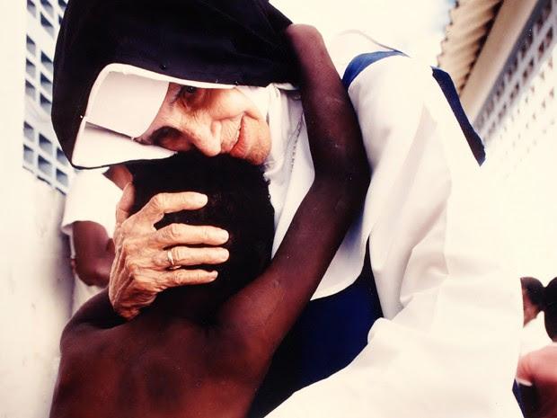 Irmã Dulce, a freira baiana que foi beatificada em 2010. (Foto: Divulgação/ Osid)