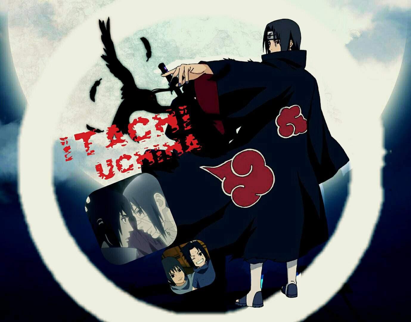 Itachi Profile Edit Set Naruto Amino