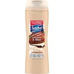 Suave Essentials Body Wash, Creamy, Cocoa Butter & Shea - 12 fl oz