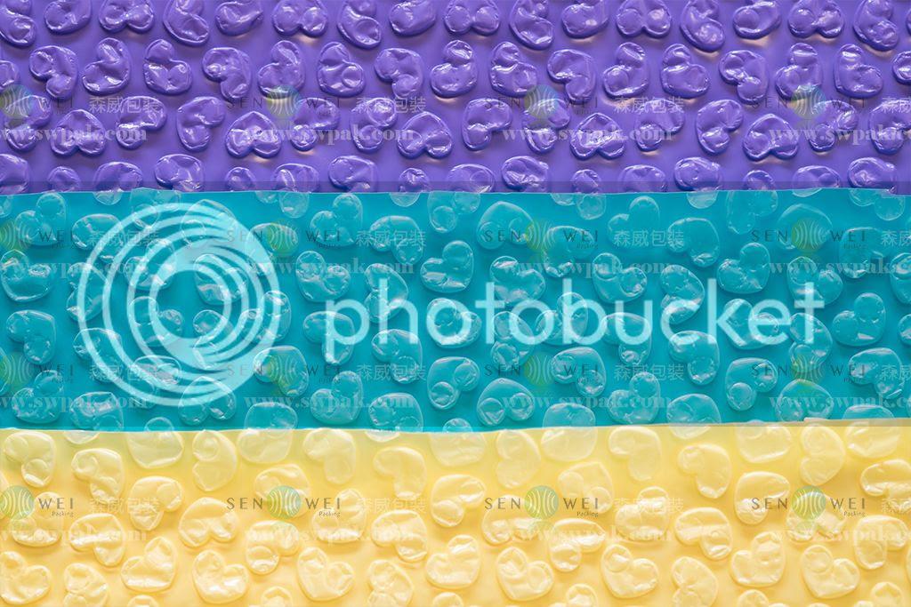 愛心 心型 特殊 氣泡布 氣泡紙 氣泡 緩衝材