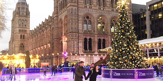 Christmas in London; windows, lights and markets - The Jetset Boyz