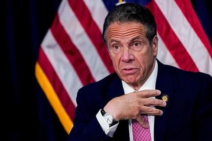 Губернатору Нью-Йорка предъявят обвинения в сексуальных домогательствах