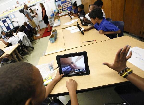 LAUSD iPads
