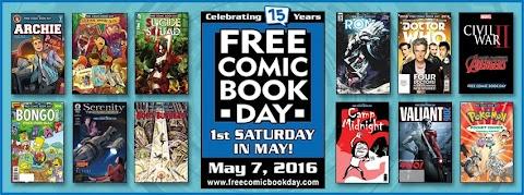 Free Comic Book Day Australia