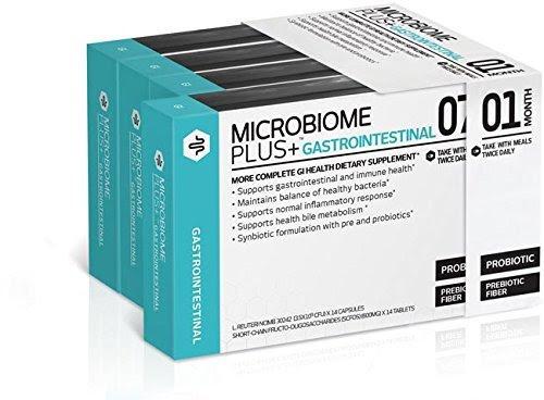 Microbiome Plus+ GI Probiotic