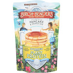 Birch Benders - Pancake & Waffle Mix Plant Protein - Case Of 6 - 14 Oz