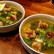 Brixton Recipe: Pork meatball soup with chickpeas & kale | Brixton Blog