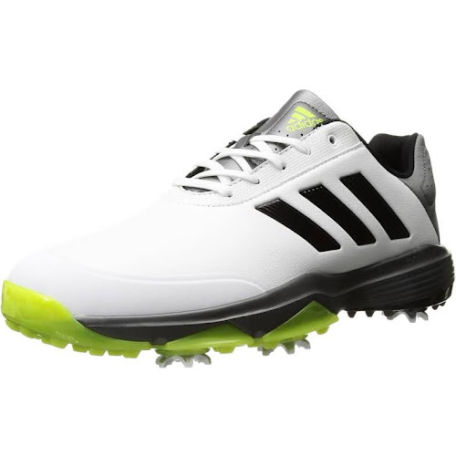 d985f7dad Adidas Adipower Bounce Men s Golf Shoes 11.5 White Black Green ...