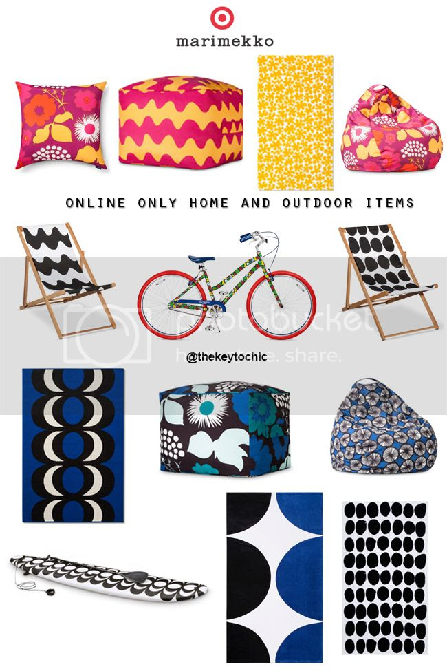 Marimekko for Target lookbook