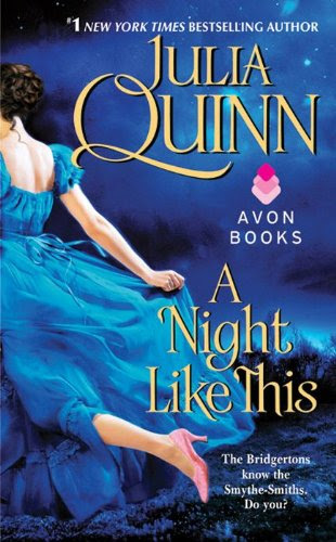 A Night Like This (Smythe-Smith Quartet) by Julia Quinn