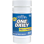 21st Century One Daily, Men's Health, Tablets - 100 tablets