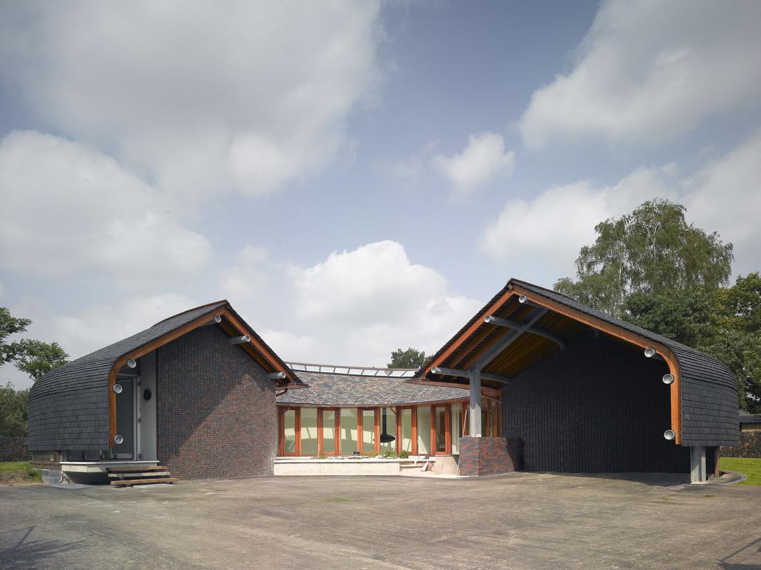 Villa-Meindersma, Cie, Design, Architecture, House