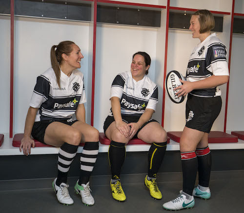 Barbarians make more history with launch of women's team - Barbarian FC