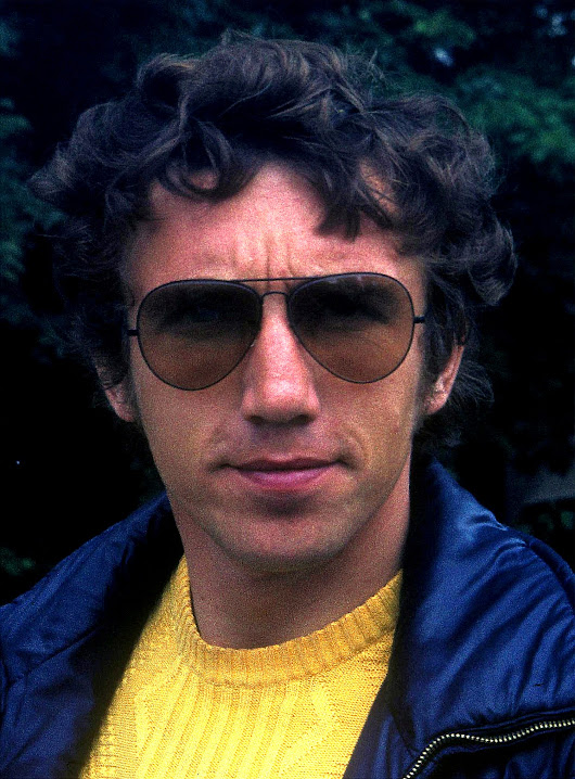 Rolf Stommelen Dies Following Vicious Crash At Riverside - April 24, 1983