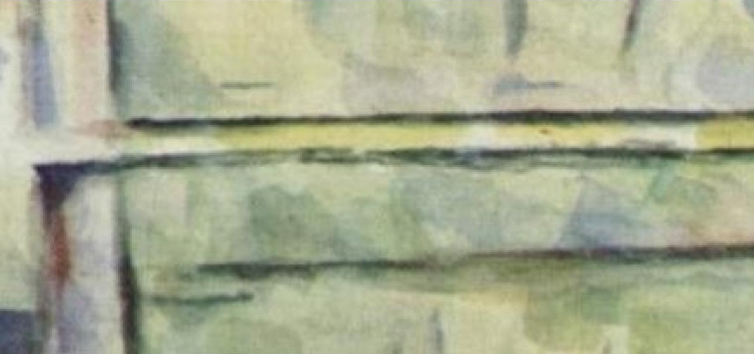 Detail from: Mill on the River