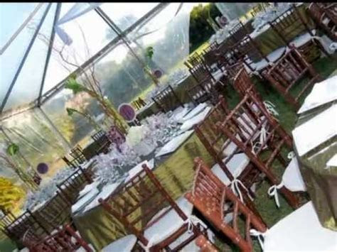 The Secret Gardens   Marriage Celebration catered by