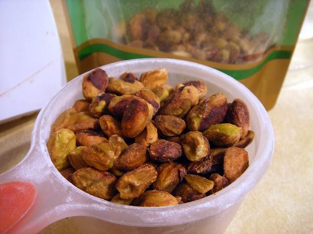 Oh Nuts Pistachio Rum Balls