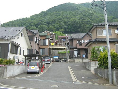 Houses at Sagamiko