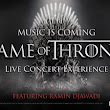 Tickets | Game of Thrones Live Concert Experience featuring Ramin Djawadi - Inglewood, CA at Ticketmaster
