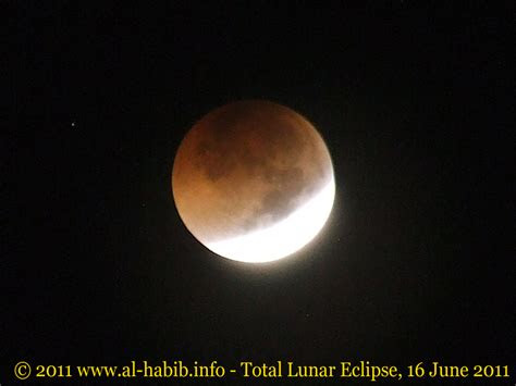 foto gerhana bulan total blog desain bangjay