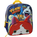 """Yo Kai Watch Mysterious Banyan 12"""" Backpack"""