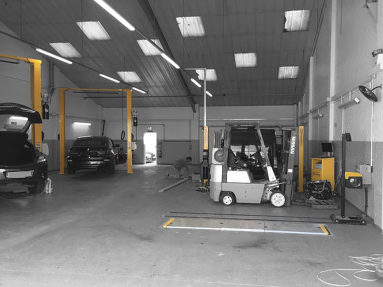 Bradbury Two Post Lift Installation Gemco Experts In The Garage Equipment Industry