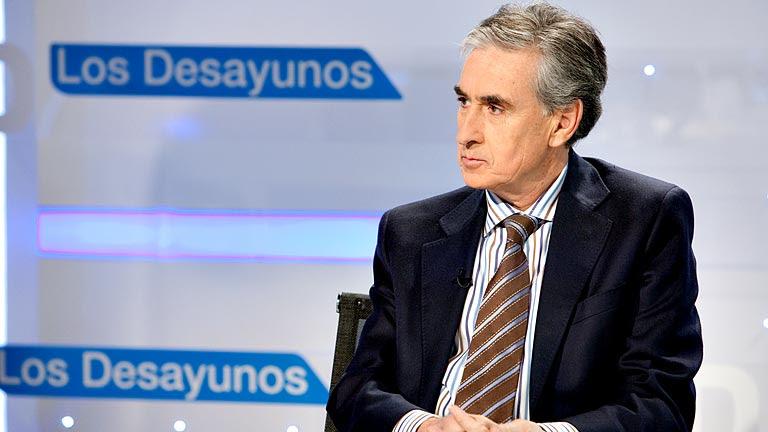 """Jaúregui califica de """"canto de sirena"""" que el PSC entrara en el Gobierno catalán"""