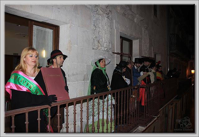 Recreación histórica de la Constitución de 1812 en Briviesca (5)