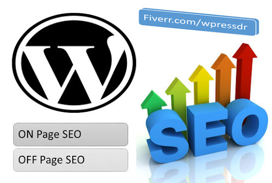 I will do SEO of your WordPress site