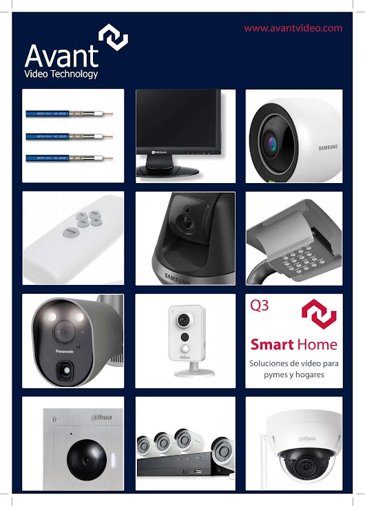 Q3  SMART HOME - Avant Video Technology
