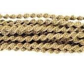 FINAL CLEARANCE Creme Twist Hemp Bracelet
