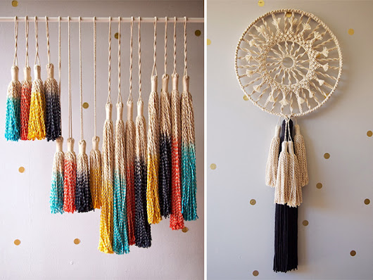 HOW TO: MACRAME DREAMER