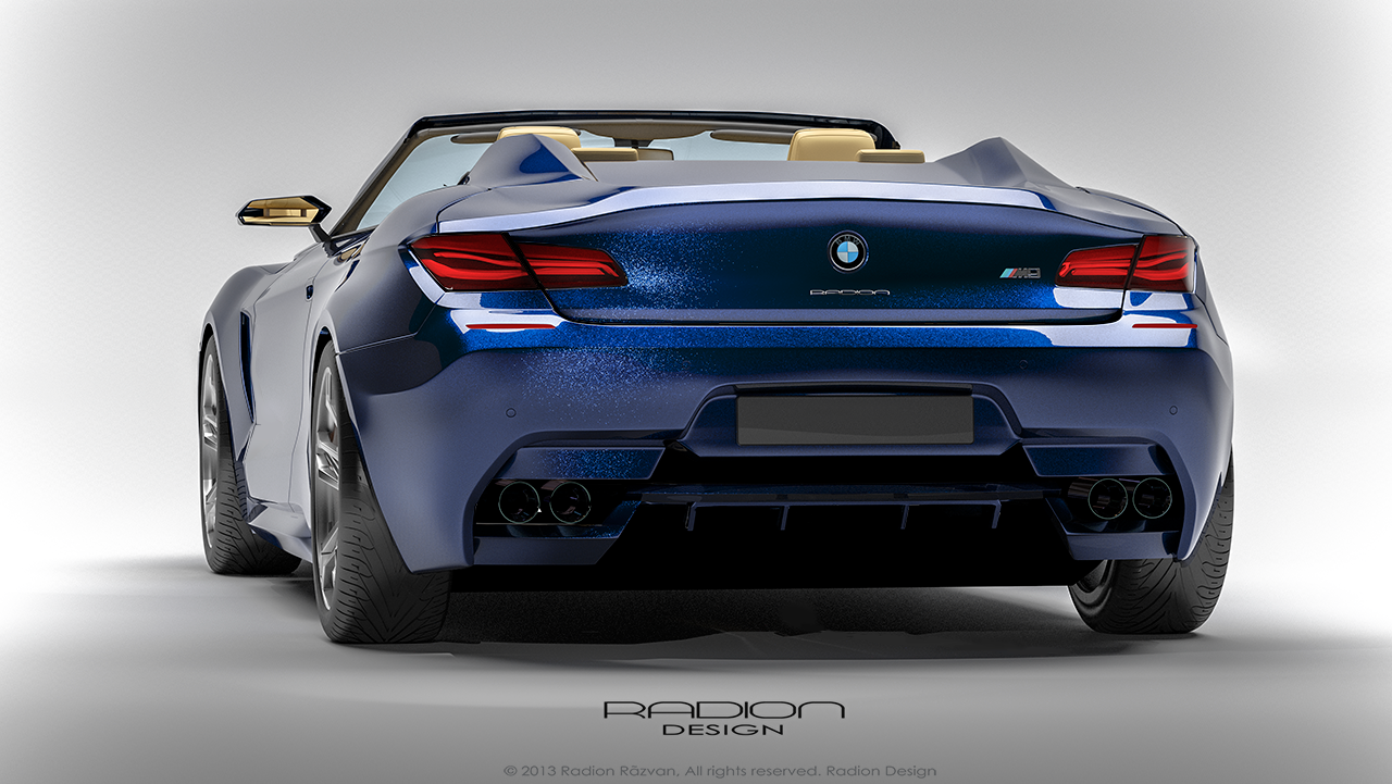 Bmw M9 Concept Bmw-m9-supersportler-design-