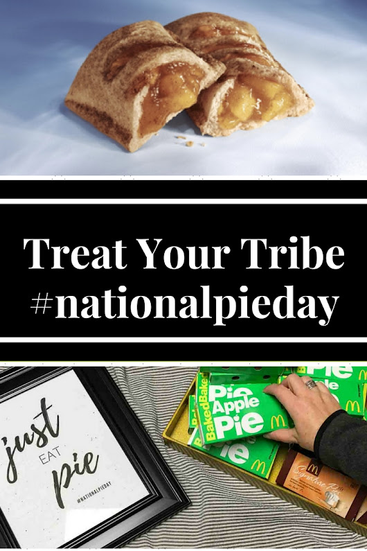 Treat Your Tribe to McDonald's Apple Pies - The Gifted Gabber