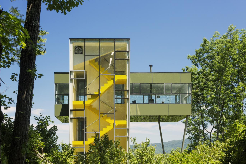 GLUCK+ : The Tower House | Flodeau.com
