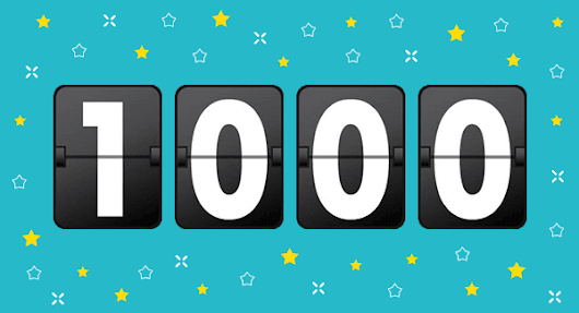 A Grand Celebration: 1000 WordPress Projects Completed – Nathan Ello