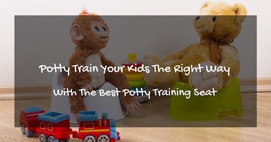 Potty Train Your Kids The Right Way With The Best Potty Training Seat