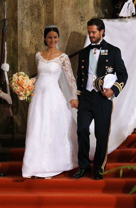 52 Dresses From the Swedish Royal Wedding You Have to See