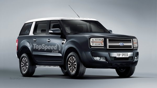 2020 Ford Bronco | truck review @ Top Speed