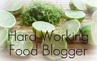 Hardworking blogger