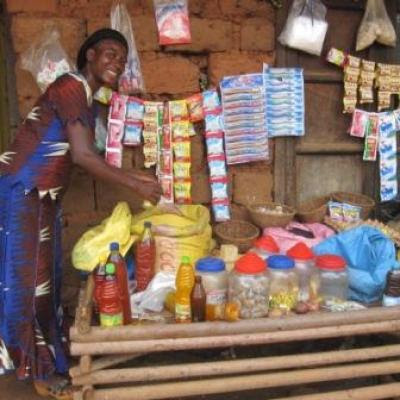 A loan in Cameroon