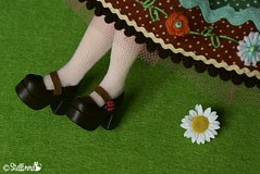Dreamy Melody / ladybugs shoes